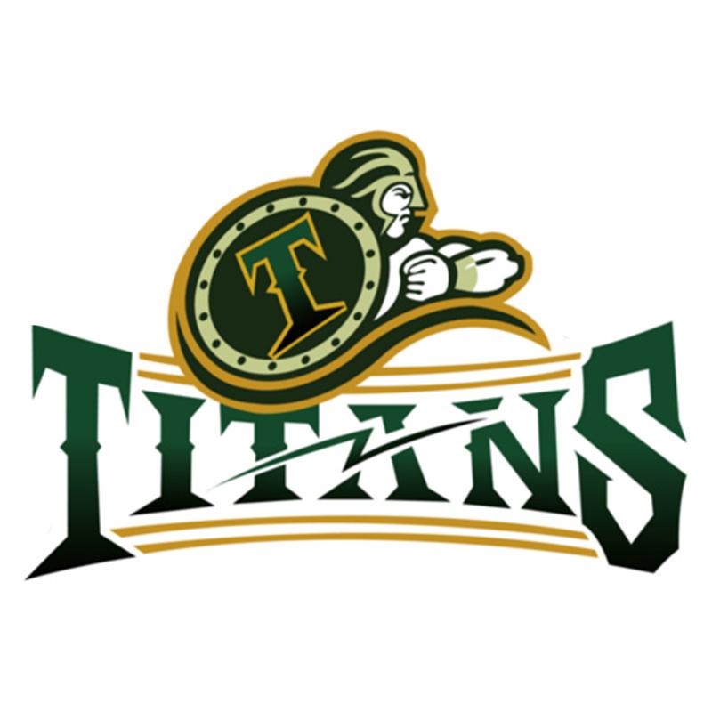 Tahquitz  ca  titans logo