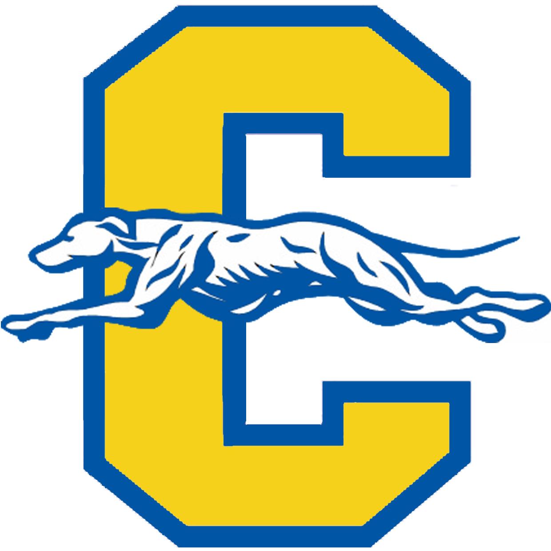 Carmel  in  greyhounds logo