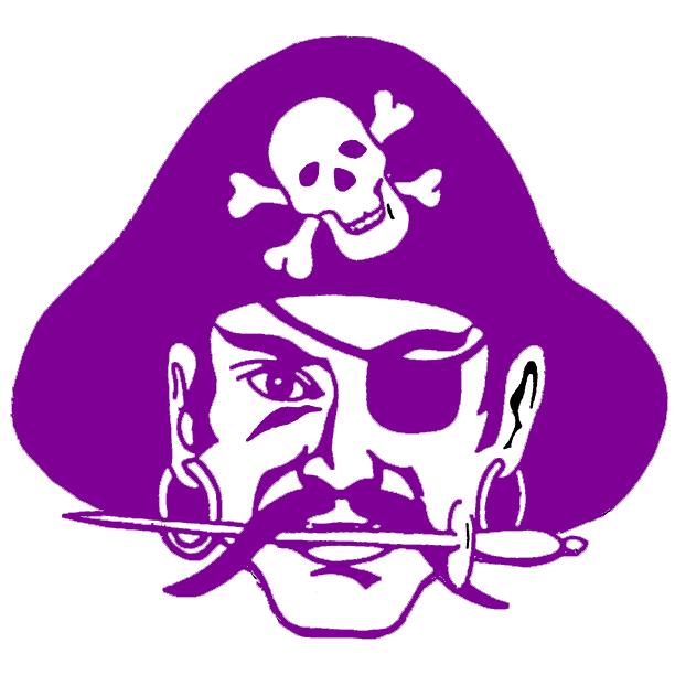 Merrillville  in  pirates logo