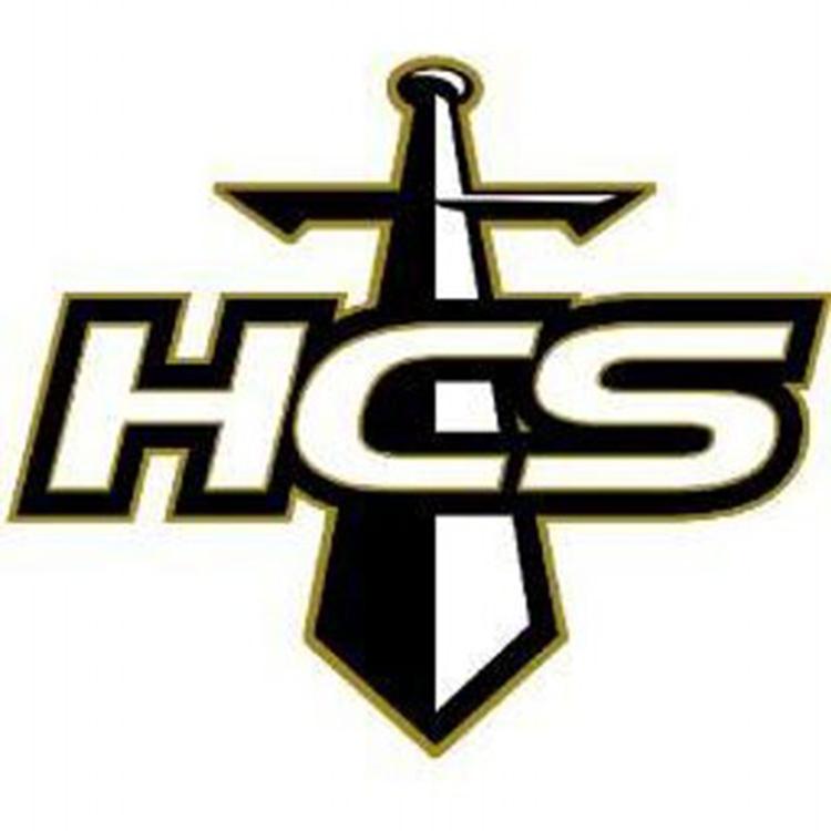 Heritage christian  ca  warriors logo
